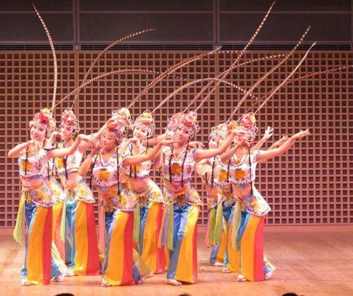 Zhejiang University Wenqin Art Troupe - Celebration of the Chinese new year  4710  begins Monday, Jan. 23, and concludes 15 days later with the Lantern Festival falls, marking the first full moon and the 15th day of the new year by 