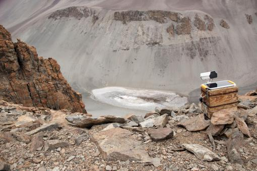 Documenting the saltiest pond on Earth - A camera installed above Don Juan Pond in Antarctica's McMurdo Dry Valleys took 16,000 images in two months, documenting geological processes in real time. The processes that keep Don Juan Pond liquid in Antarctica could be at work on Mars as well.