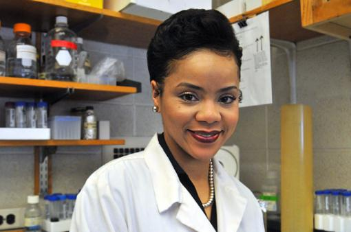 One elusive honor - She was valedictorian, Gates Millennium Scholar, UNCF/Merck Fellow, and more, but a research paper in a peer-reviewed journal was still a dream for Angel Byrd. That changed with last month's Journal of Immunology.