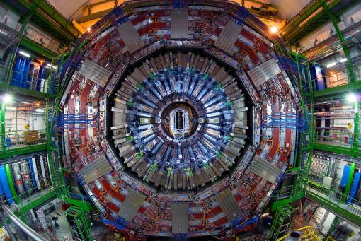 "A research tool for the 21st century - ""Nature made the Higgs boson massive enough that we needed the Large Hadron Collider to produce it in the laboratory. Staggeringly high energies were needed so that we could confirm by experiment that the Higgs boson indeed exists."""