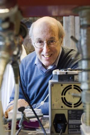 David Cane - The Krieble Professor of ChemistryCane and colleagues in France and Spain have identified the DNA that gives gray mold its lethal power over useful plants and have devised a way to control the mold naturally.
