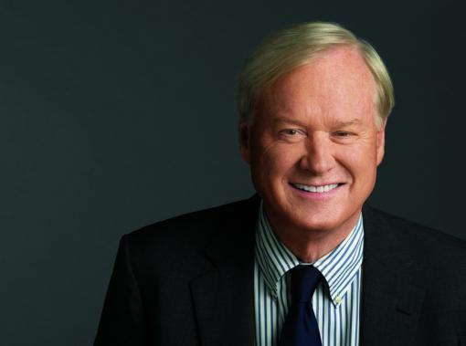 Chris Matthews - Host of Hardball, Peace Corps veteran, Brown parent, and 86th Ogden Lecturer