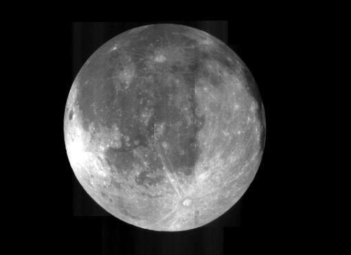 Moon water - Brown University scientists led by Carle Pieters have discovered that the moon has distinct signatures of water. The discovery, published in Science, came from data from the Moon Mineralogy Mapper (M3), a NASA instrument aboard the Indian spacecraft Chandrayaan-1. Pieters is the principal investigator of the M3 instrument and the lead author of the Science paper.