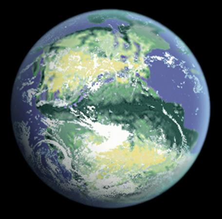Pangaea, the supercontinent - More than 200 million years ago, nearly all the land on Earth was part of Pangaea. Animals could roam freely, yet they appear to have sorted themselves into regions.  Researchers at Brown are figuring out why.