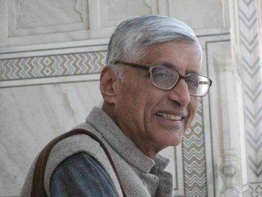 Rajmohan Gandhi - Gandhi has written widely on the Indian independence movement and its leaders, Indo-Pakistan relations, human rights and conflict resolution. He is a biographer and grandson of Mahatma Gandhi.
