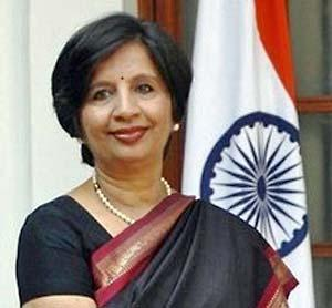 Nirupama Rao - Former ambassador of India to the United States, Rao will begin a one-year appointment as the Meera and Vikram Gandhi Fellow with the Brown-India Initiative at the Watson Institute for International Studies.
