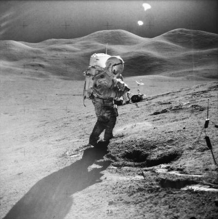 An amazing scientific return - Astronaut David Scott commanded Apollo 15, the first lunar mission with a doubled scientific capacity. New studies of an updated Apollo architecture suggest that a crew of three could be supported on the lunar surface for twice the time.