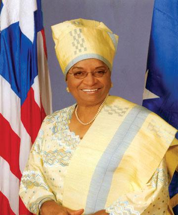 Ellen Johnson Sirleaf - The president of the Republic of Liberia will receive an honorary Doctor of Laws (LL.D.) degree.
