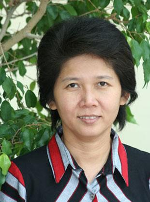 Ma Thida - International Writers Project Fellow, 2008-09