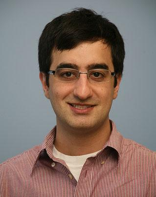 Rashid Zia - Assistant professor of engineering