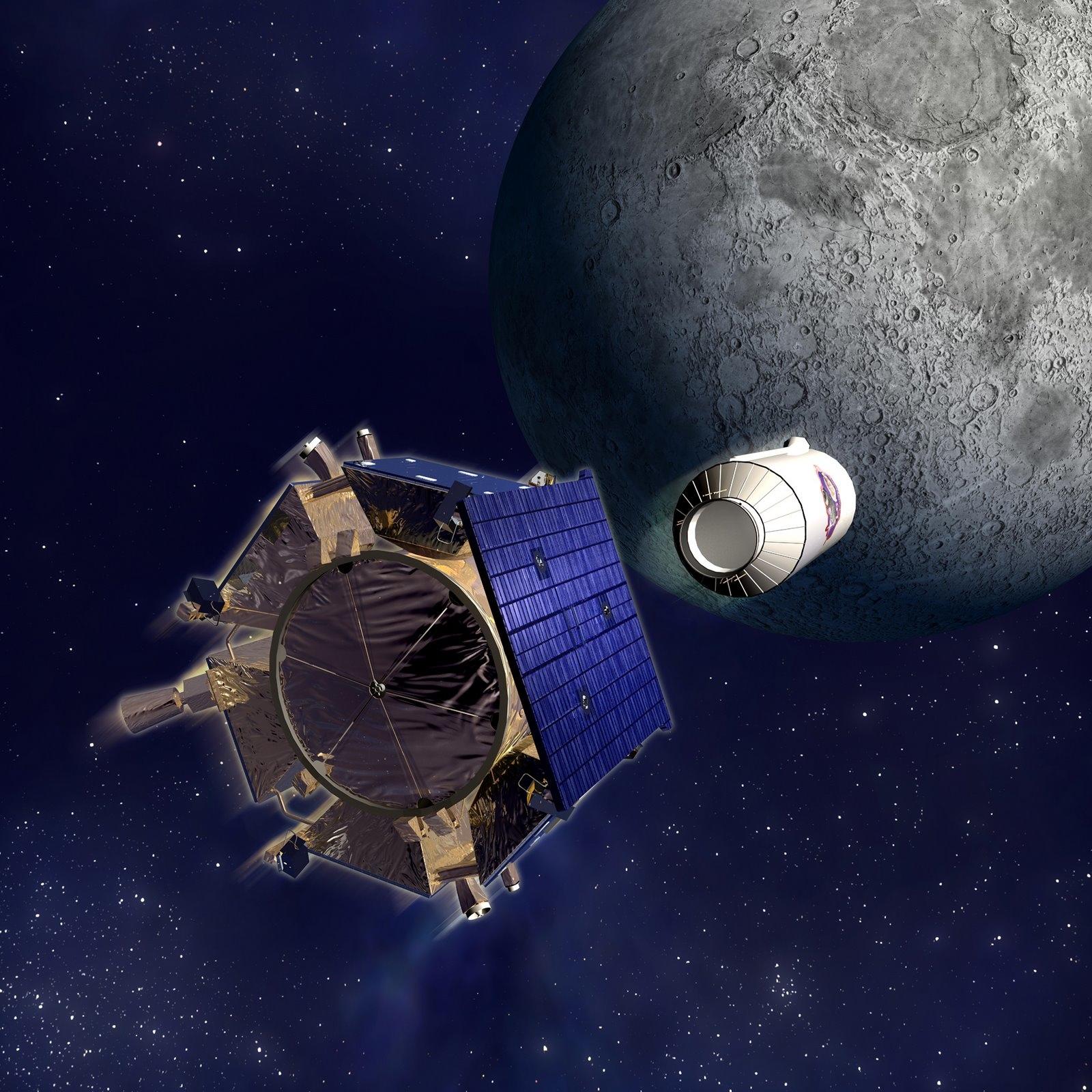 rocket landing on moon - photo #15