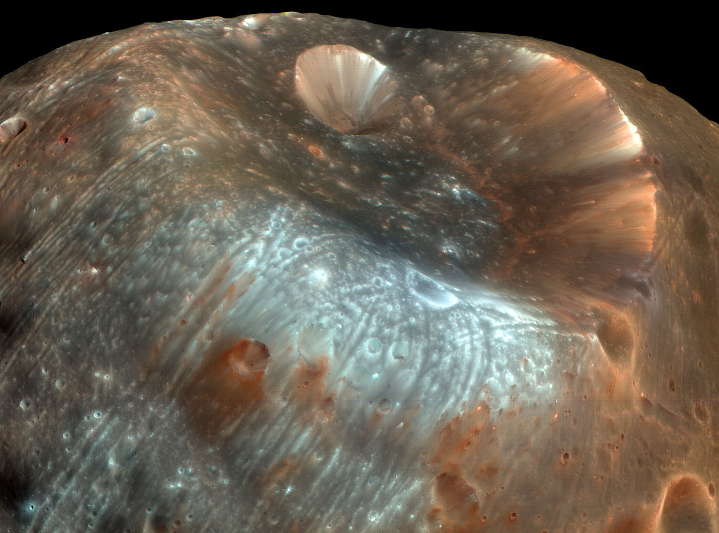 phobos from mars surface - photo #27