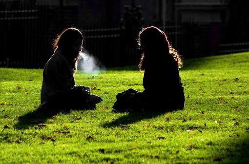 Just as tough for younger smokers - Adolescent smokers who abstain from smoking show many of the same withdrawal symptoms and negative reactions as adults who have smoked many years more.