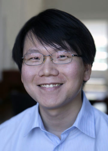 "Yen-Tsung Huang: ""Our integrated approach outperforms single-platform approaches. Applied to real data sets, it works."""