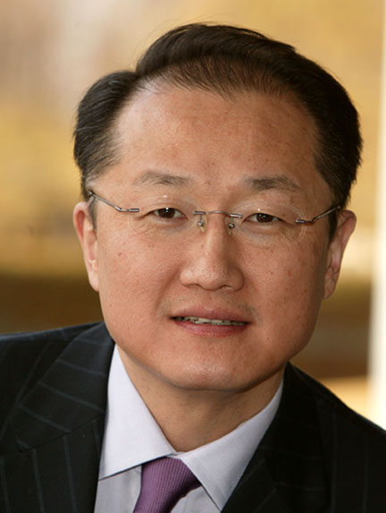 Jim Yong Kim: Physician, medical anthropologist