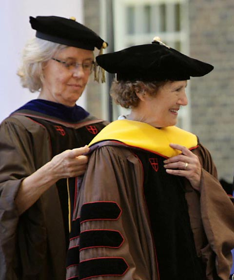 Barbara Liskov: Doctor of Science (Sc.D.)