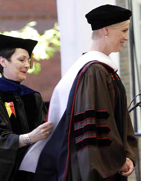 Cecile Richards: Doctor of Humane Letters (L.H.D.)