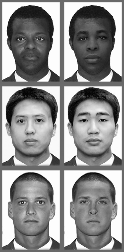 Race and Face: New research suggests that training people to recognize facial