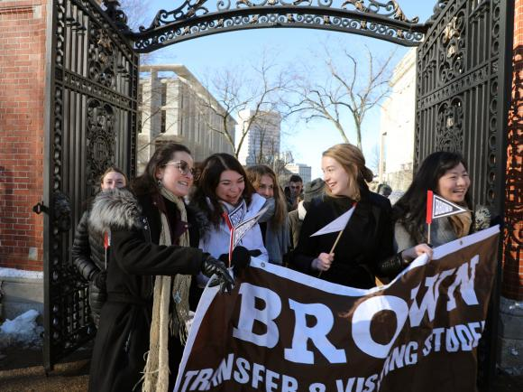 Brown University Transfer >> Brown Welcomes 46 New Transfer And Visiting Students News From Brown