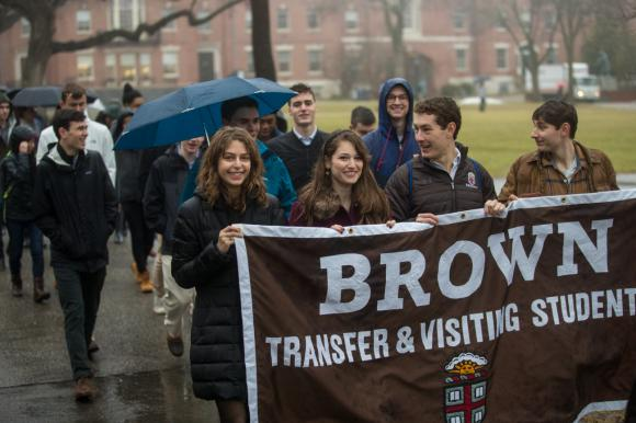 Brown University Transfer >> Brown Welcomes Transfer And Visiting Students News From Brown