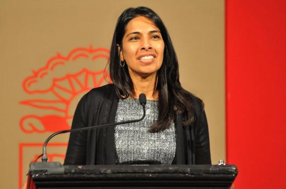 Sangeeta Bhatia: The Keynote Address | News from Brown