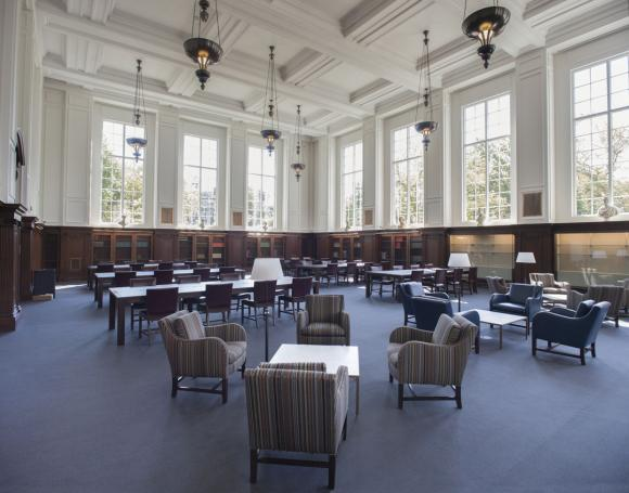 Renovated John Hay Library Reopens News From Brown