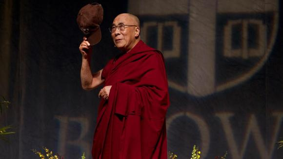 Kerr to present brain research to Dalai Lama | News from Brown