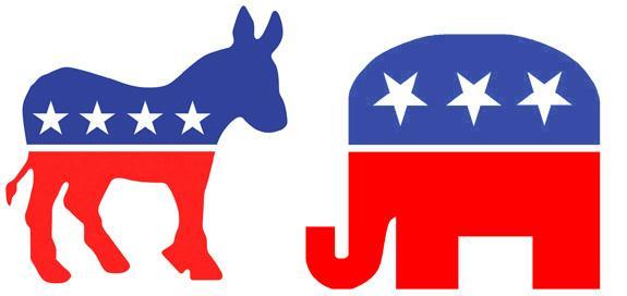 Presidential Primary Clip Art