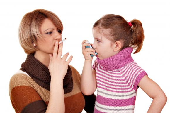 Asthma Caused By Smoking